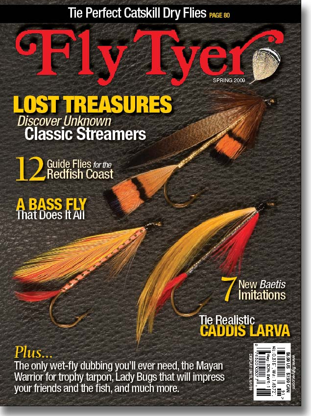 Spring 2009 Issue of Fly Tyer Magazine